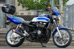 GSX1400 by バイクショップ プロミネント