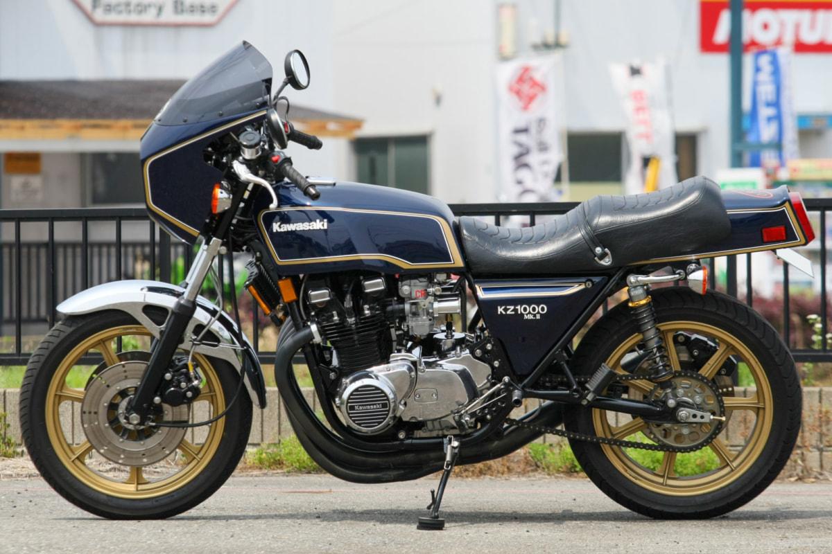 Z1000MkⅡ by ブルドッカータゴス
