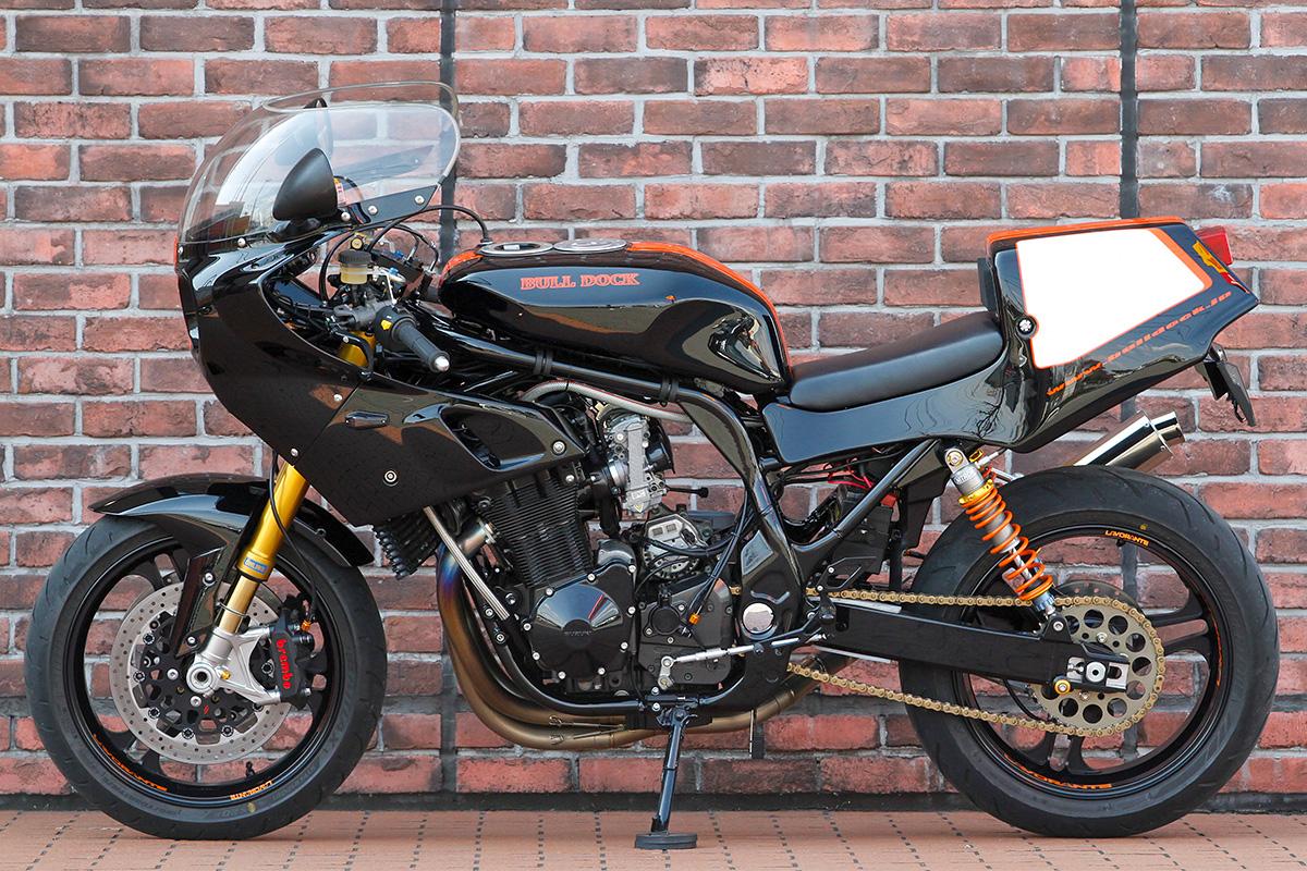 GS1200SS by ブルドック