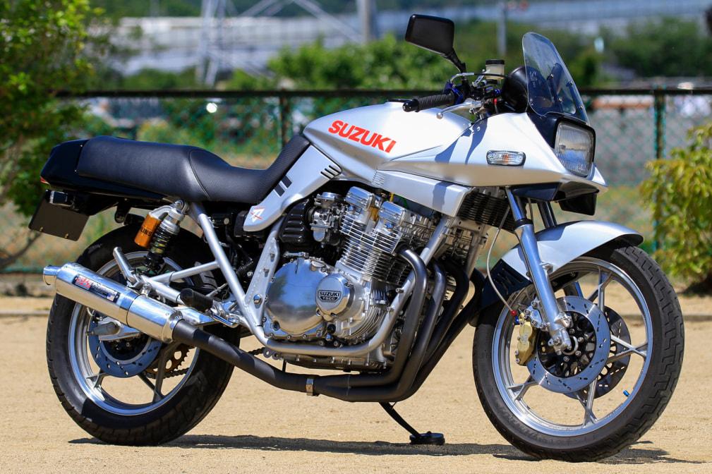 GSX750S KATANA by カスタムショップB