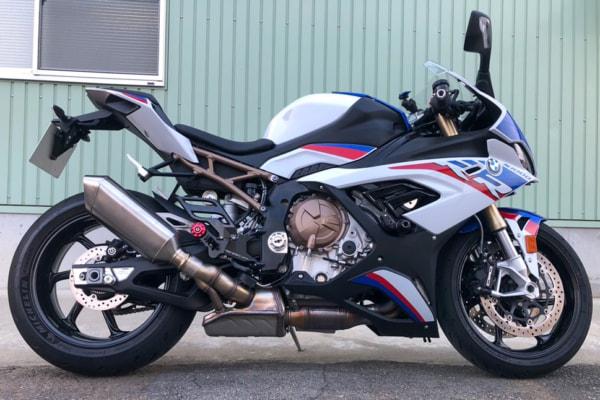 フィードスポーツジャパン BMW S1000RR用 レーシングステップキット(バックステップキット)