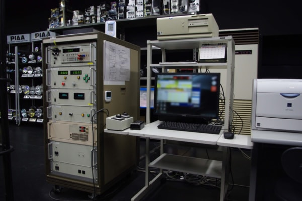 PIAAの検査室