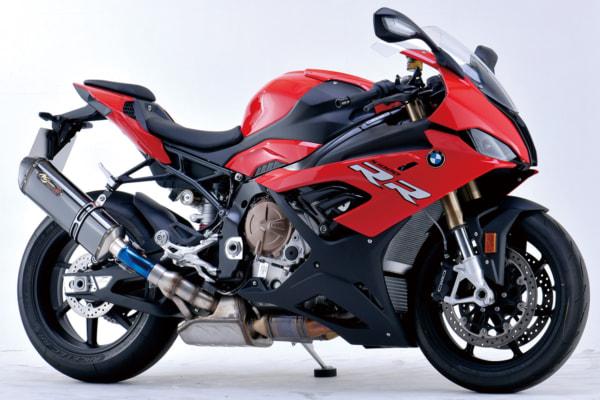 ノジマエンジニアリング S1000RR用スリップオンマフラー GT-DLCチタンスリップオン