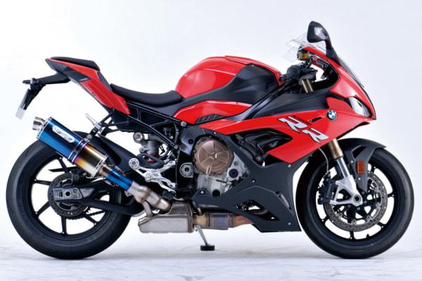 ノジマエンジニアリング S1000RR用スリップオンマフラー GT-HEATチタンスリップオン