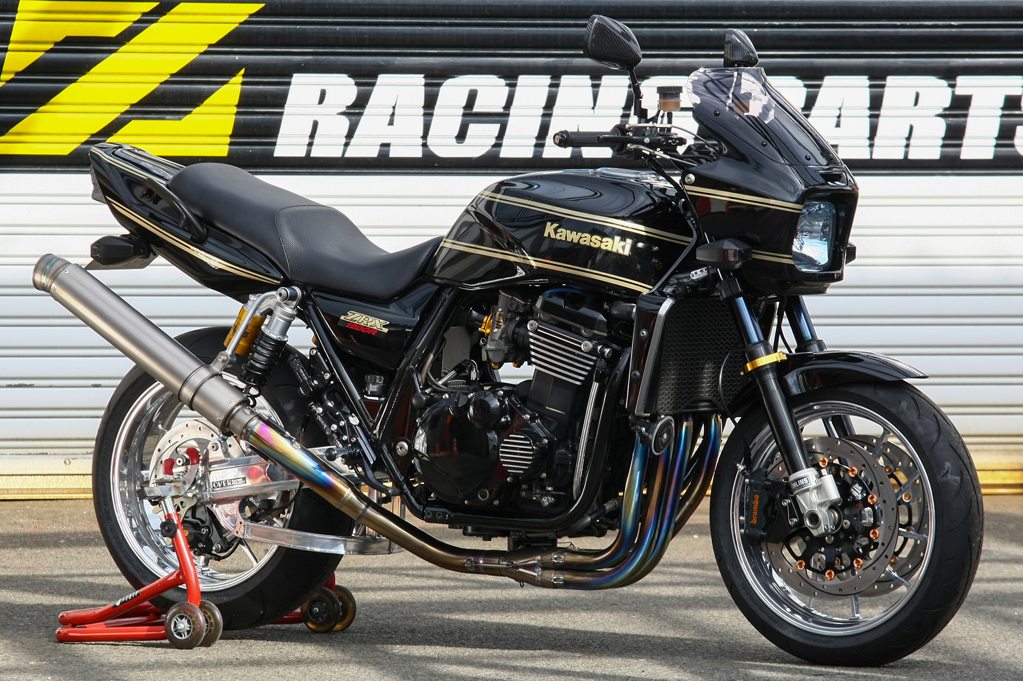ZRX1200R by Zレーシングパーツ