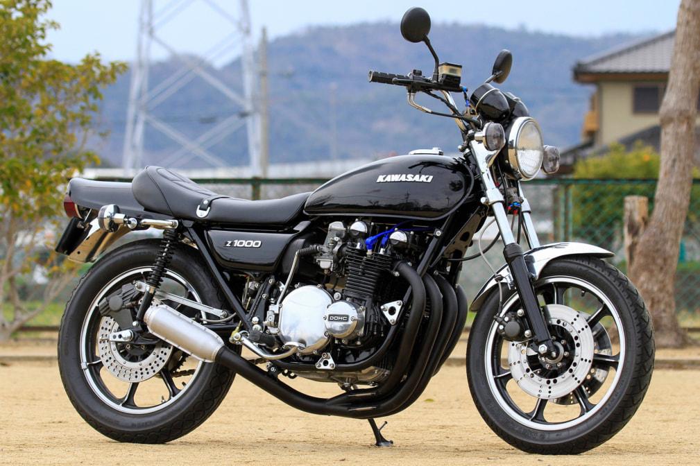 Z1000 by カスタムショップB