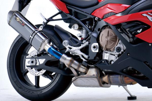 ノジマエンジニアリング S1000RR用スリップオンマフラー