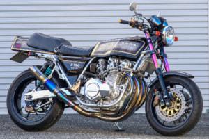 Z750FX by ブルドック