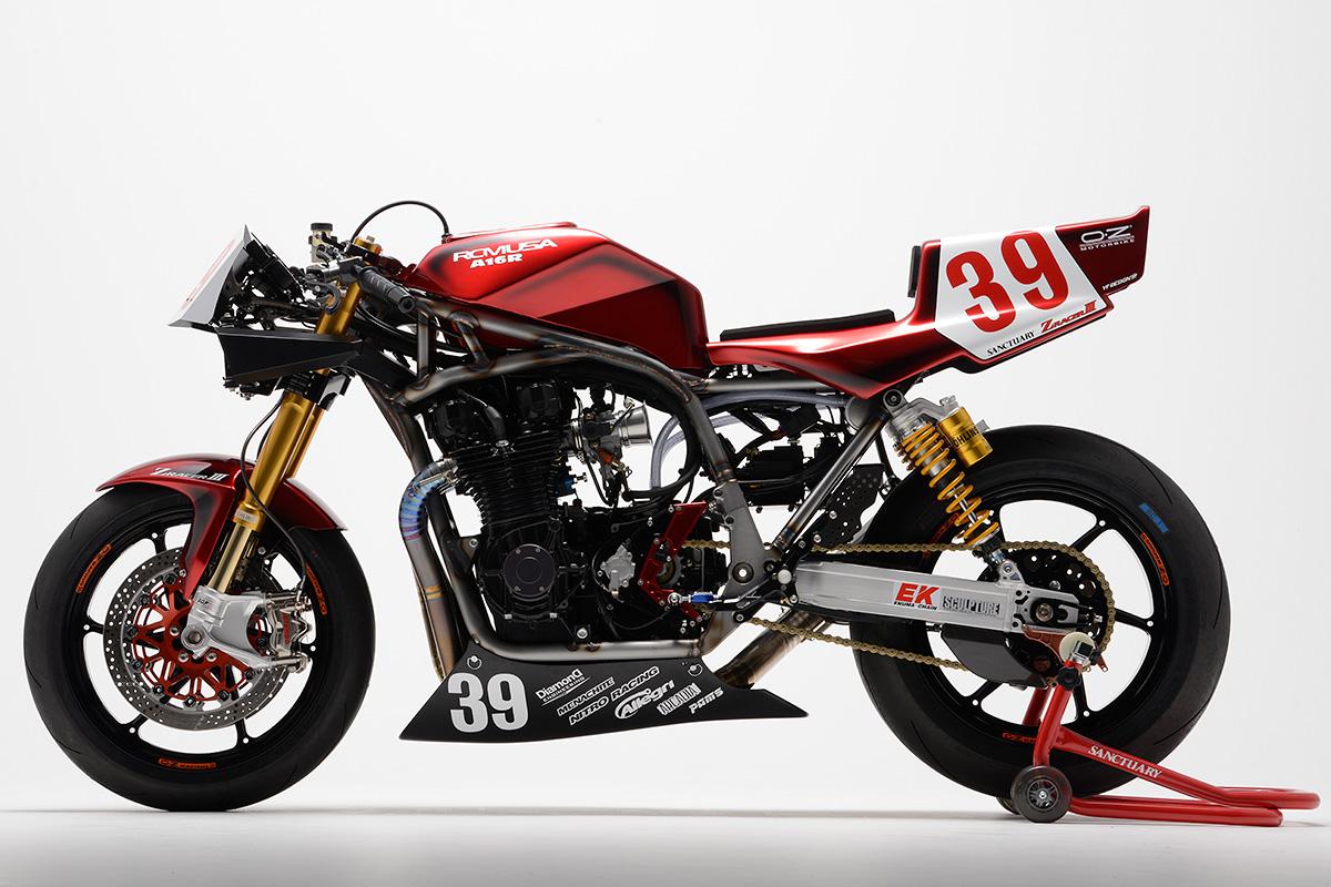 AC SANCTURY RCM USA Z-RACERⅢ