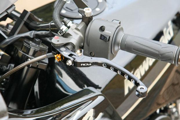 GPZ900R by サンクチュアリー本店 レバー
