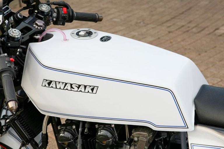 Z1R by サンクチュアリー本店 燃料タンク