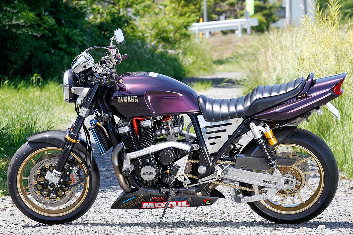 XJR1200 by パワードショップカスタマーズ