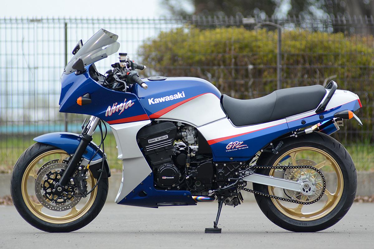 GPZ900R by ブルドッカータゴス