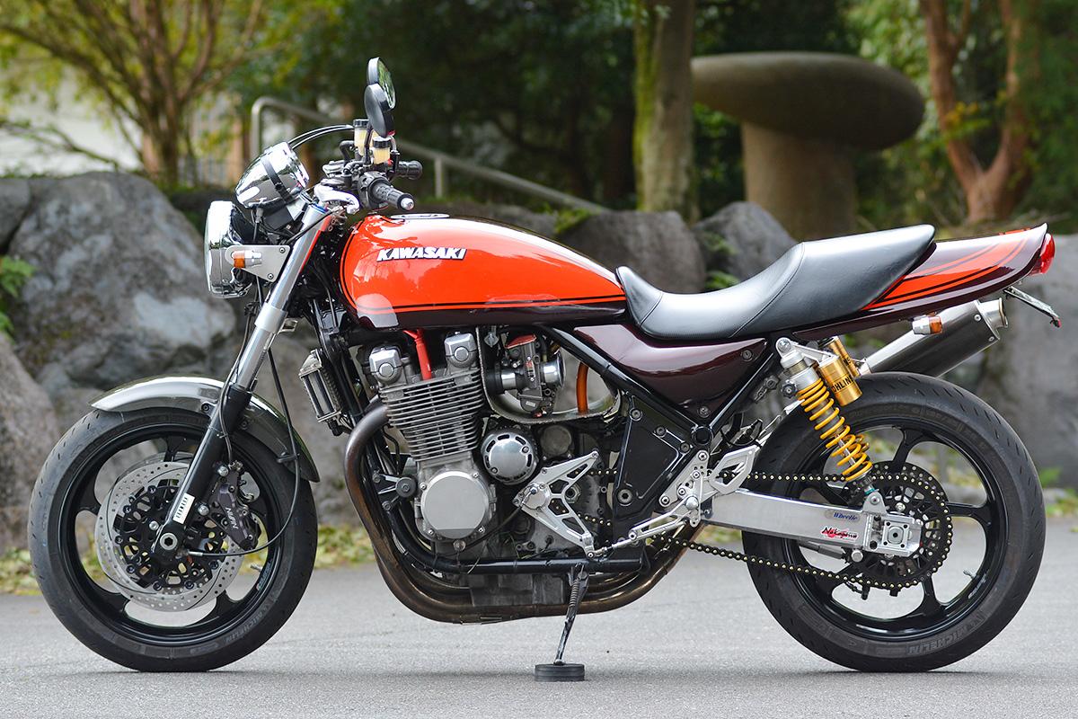 ZEPHYR1100 by トレーディングガレージ・ナカガワ