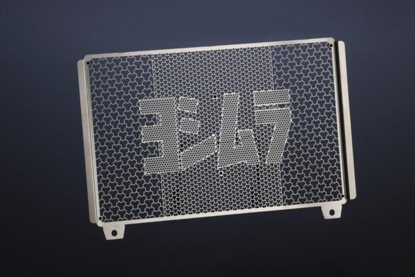 ヨシムラ Ninja ZX-25R用ラジエターコアガード