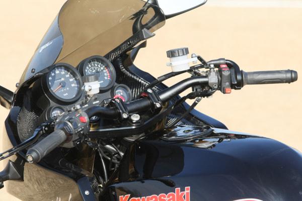 GPZ900R タゴスクルーズステムキット