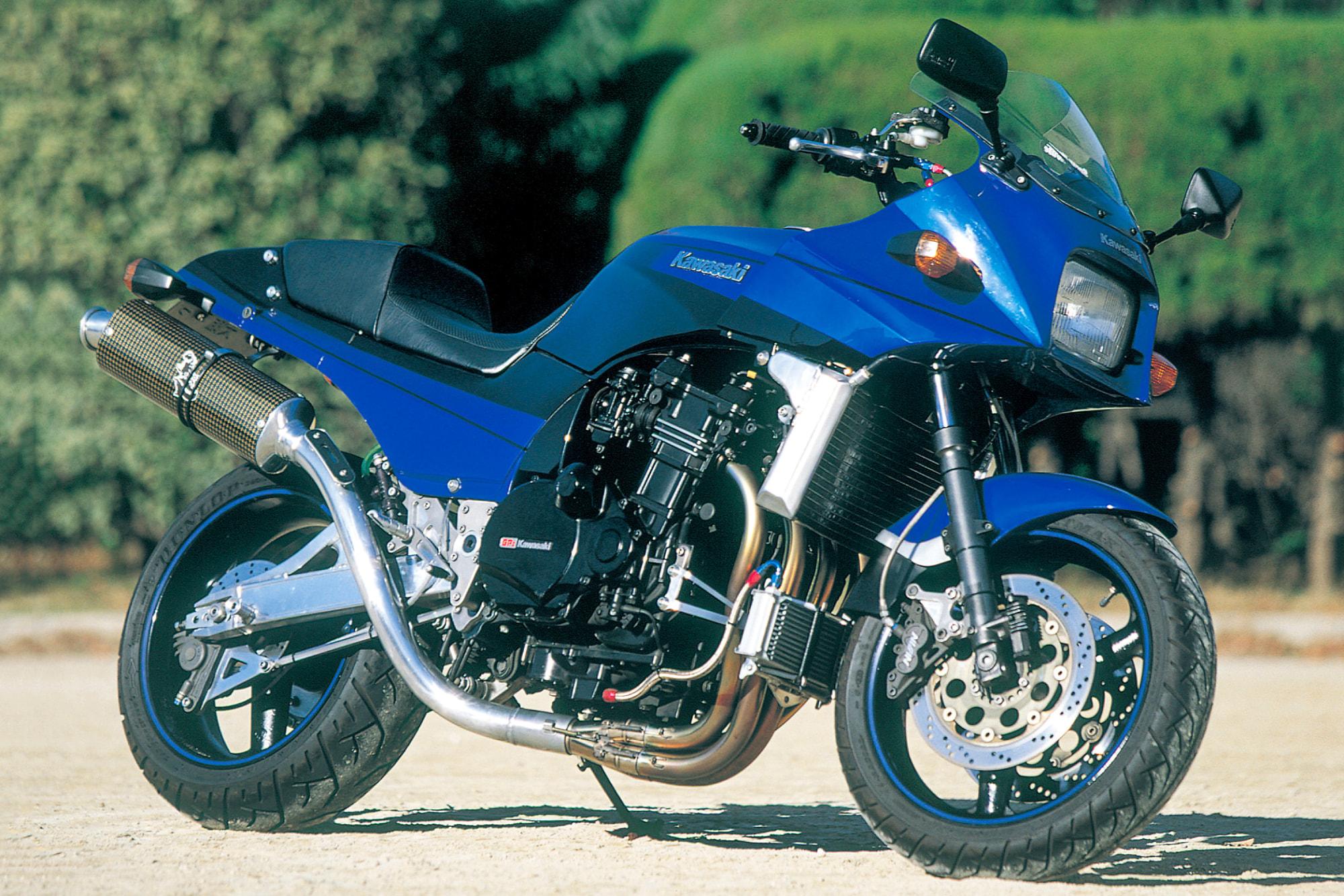 GPZ900R by タバックスエンジニアリング