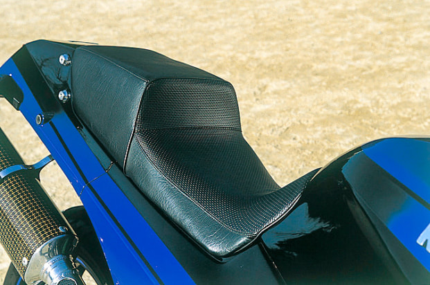 GPZ900R by タバックスエンジニアリング シート