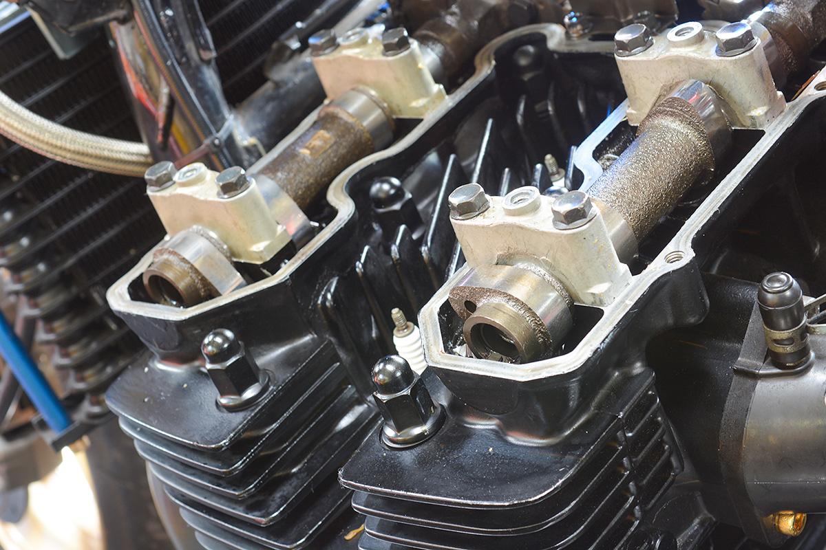 車種別カスタム:XJR1200/1300シリーズ カッパースプレーガスケット