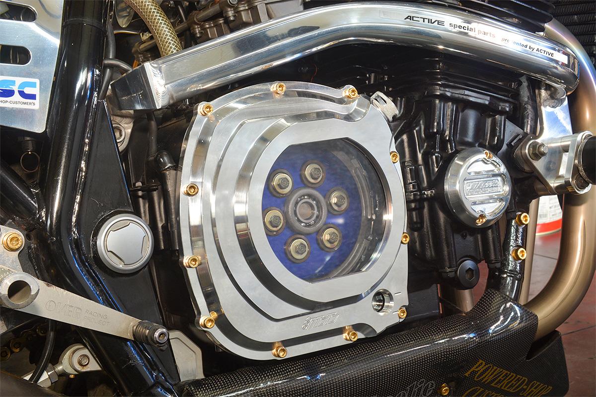 車種別カスタム:XJR1200/1300シリーズ クラッチの強化