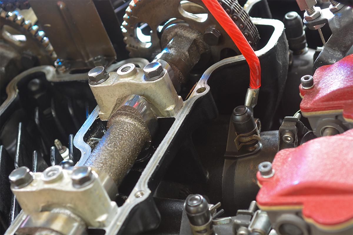 車種別カスタム:XJR1200/1300シリーズ アーシング