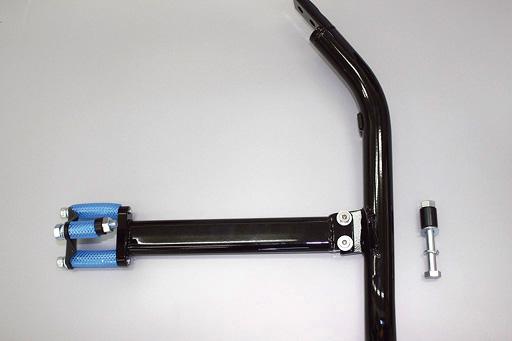 車種別カスタム:ZRX1200シリーズ(トレーディングガレージ・ナカガワ)編 アンダーチューブ