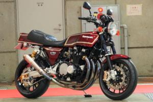 Z750FX by Zレーシングパーツ