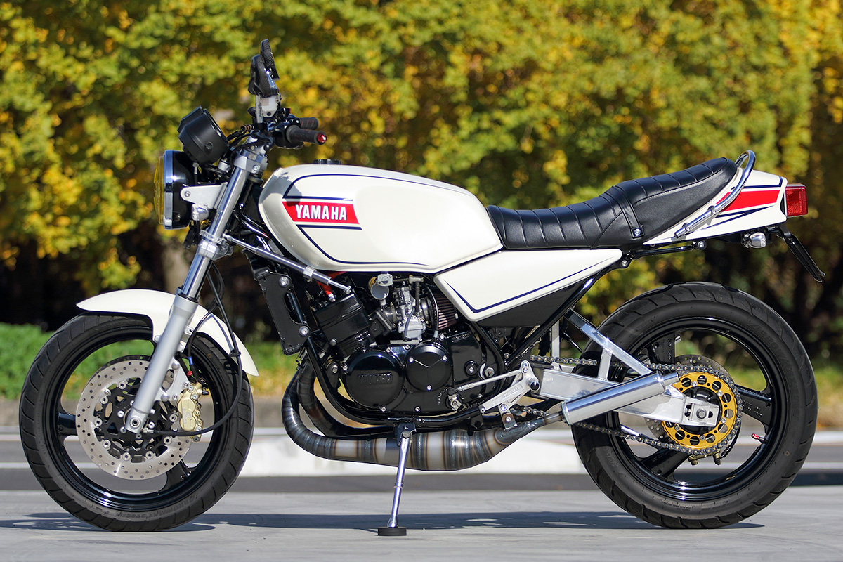 RZ250 by HOT&COOL