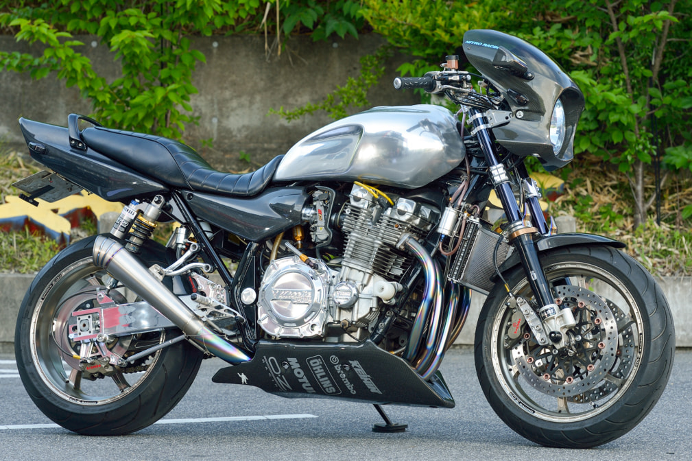XJR1300 by しゃぼん玉本店