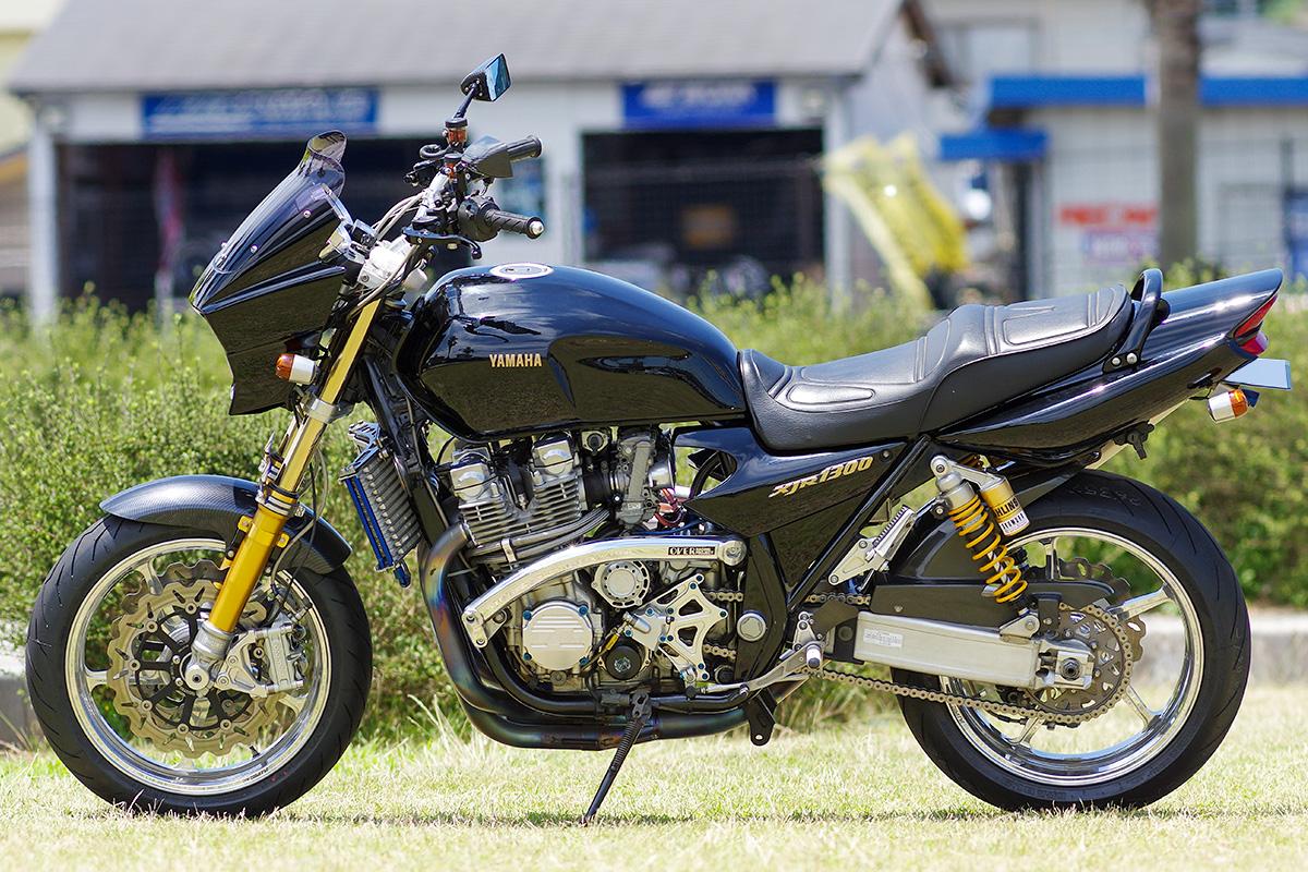 XJR1300 by 柴田和徳(福岡県)