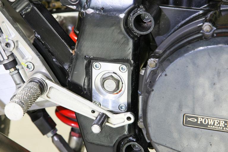 GPZ1100 by パワービルダー ピボットを変更