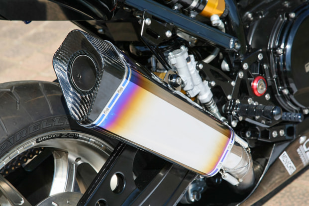 GPZ900R by サンクチュアリー本店