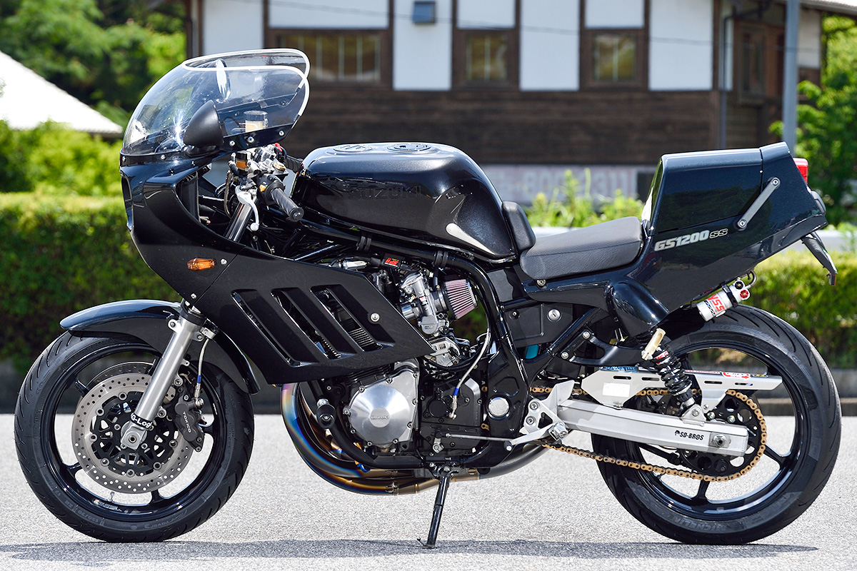 GS1200SS by しゃぼん玉本店