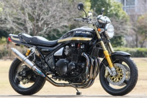 ZEPHYR1100 by バグース! モーターサイクル