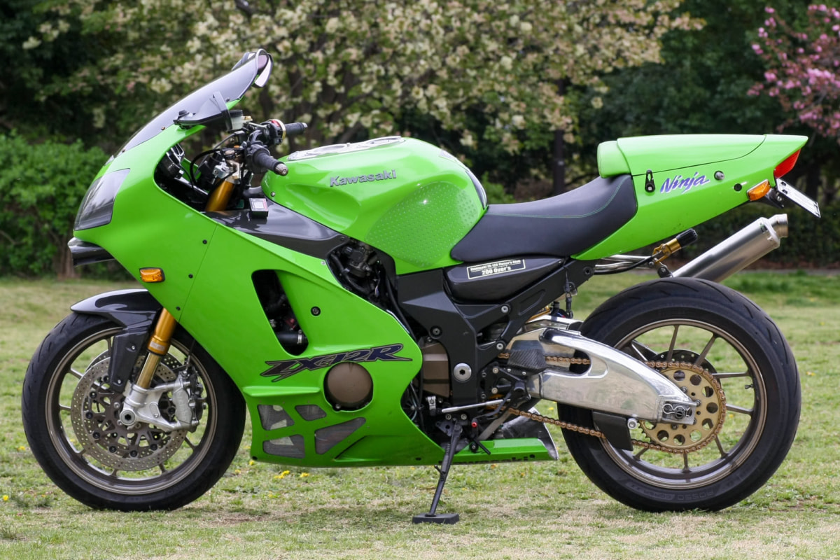 ZX-12R by バグース! モーターサイクル