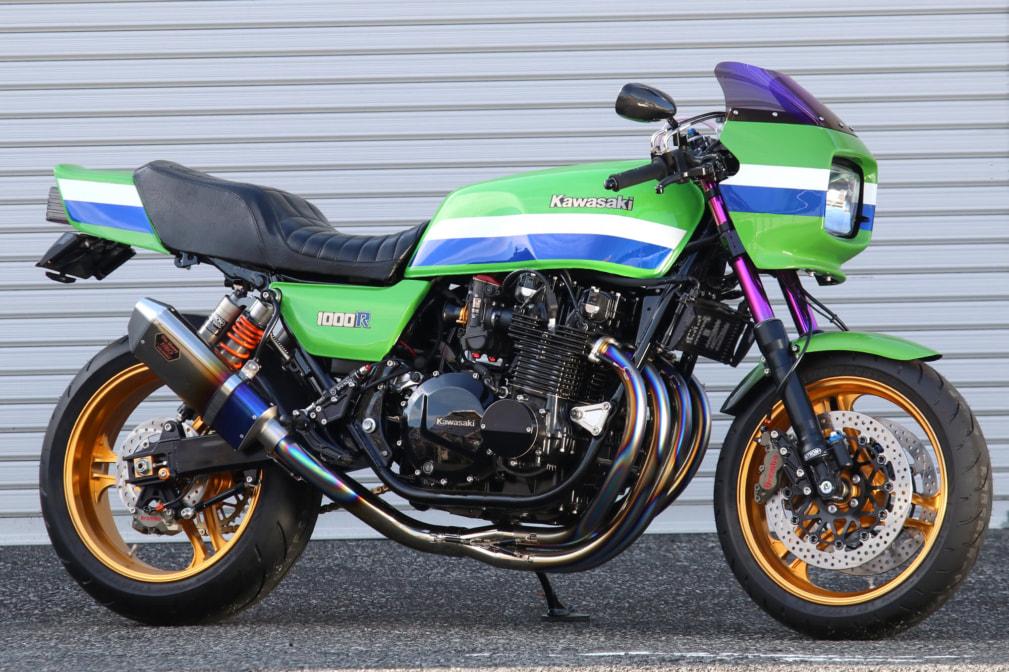 Z1000R by ブルドック